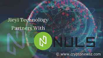 Jieyi Technology Partners with NULS to Provide Blockchain DNS Services - CryptoNewsZ