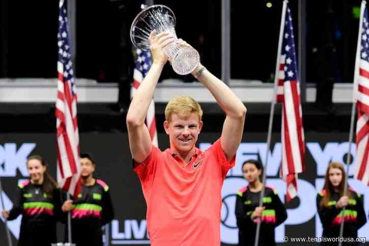 Kyle Edmund seeks more titles after getting out of wilderness in New York
