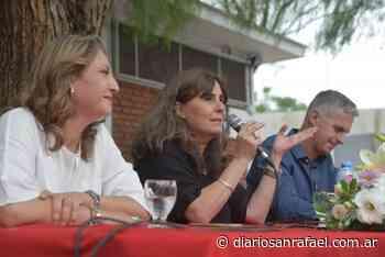 Roxana Cabrera asumió como directora del Hospital Lagomaggiore - Diario San Rafael