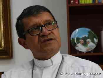 """""""Es un tema complejo"""", dice monseñor Luis Cabrera sobre la no ordenación de hombres casados - El Universo"""