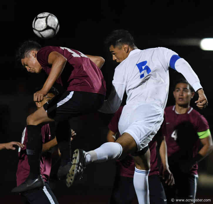 Arlington boys soccer takes big fall against La Habra in Division 2 quarterfinals