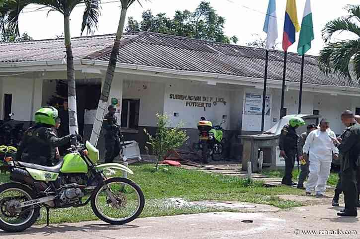 Investigan atentado cerca de estación de Policía de Curumaní (Cesar) - RCN Radio