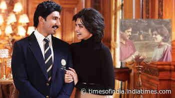 83: Ranveer Singh and Deepika Padukone's first look as Kapil Dev-Romi Dev is getting a big thumbs up from fans