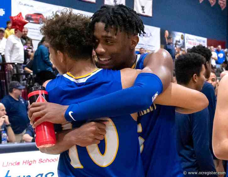 Fountain Valley basketball tops Yorba Linda to reach semifinals for first time
