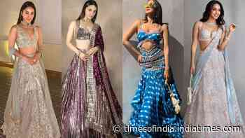 Take fashion cues from Kiara Advani's gorgeous ethnic style diaries for this wedding season