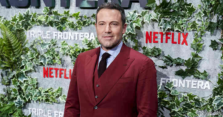 Ben Affleck Reveals the Very Relatable Reason His Daughter Violet, 14, 'Teases' Him