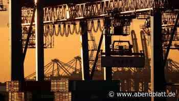 Hafen und Schifffahrt: Trübt das Coronavirus die Bilanz des Hamburger Hafens?