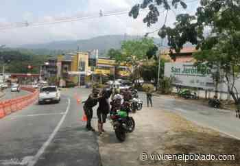 Tachuelas afectaron vehículos que iban a San Jerónimo - Vivir en el poblado