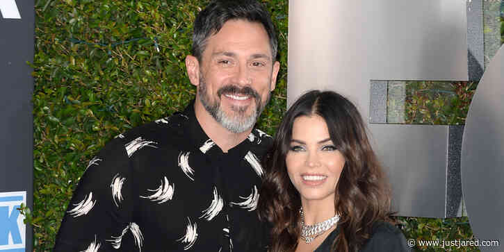 Jenna Dewan Announces Engagement To Steve Kazee - See Her Ring Now!