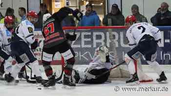 Eishockey: Eishackler Peißenberg besiegen Schweinfurt im Penaltyschießen | TSV Peissenberg - Merkur.de