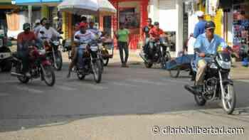 En Planeta Rica prohíben circulación de parrilleros mayores de 14 años - Diario La Libertad