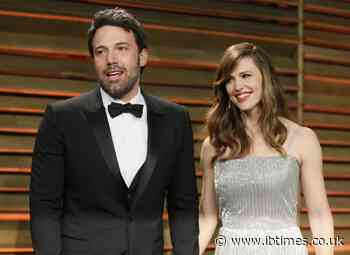 Ben Affleck calls divorce from Jennifer Garner 'biggest regret'
