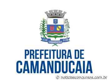 Concurso Prefeitura de Camanducaia MG 2020: Agente de Saúde - Notícias Concursos