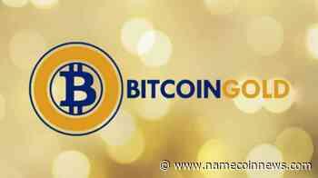 Bitcoin Gold News   Latest News on Bitcoin Gold (BTG) - NameCoinNews