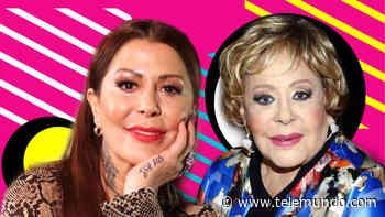 Silvia Pinal: Filtran fuertes imágenes de la actriz hospitalizada - Telemundo
