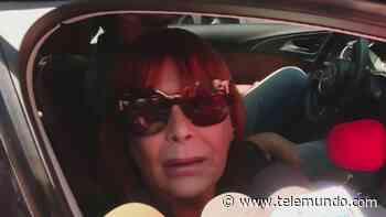 Alejandra Guzmán revela detalles de la salud de Silvia Pinal - Telemundo