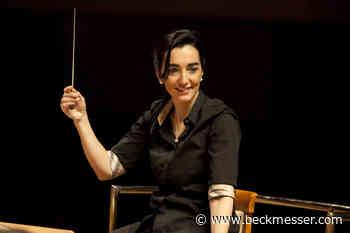 Silvia Sanz dirige la Orquesta Metropolitana y Coro Talía en un concierto dedicado a Shakespeare - beckmesser