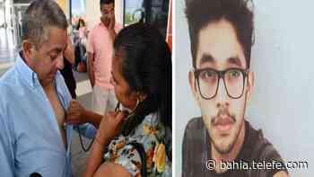 Conmovedor: Silvia viajó a San Luis para sentir los latidos del corazón de su hijo, Ángel Almada - Telefe Bahia Blanca