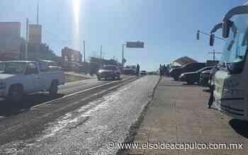 Liberan carretera Iguala-Ciudad Altamirano tras localización de menor - El Sol de Acapulco
