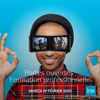 Bry-sur-Marne: Journée portes ouvertes de la formation professionnelle à l'INA | 94 Citoyens - 94 Citoyens