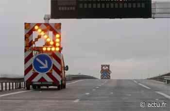 Gironde. Coupée après un accident à hauteur de Mios, l'A63 a rouvert - actu.fr