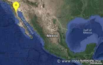 Sismo 4.2 grados remece San Felipe, Baja California - ContraRéplica