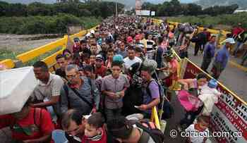 Cancillería se reunió con la alcaldesa de Cubará por crisis migratoria - Caracol Radio