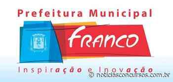 Concurso Prefeitura de Franco da Rocha SP 2020: Inscrições para Motorista vão até hoje, 19! - Notícias Concursos