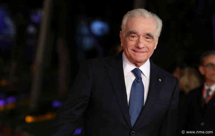 Martin Scorsese says new movie 'Killers of the Flower Moon' will be his first western