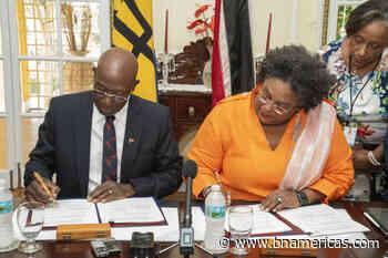 Trinidad y Tobago y Barbados firman Acuerdo ... - BNamericas