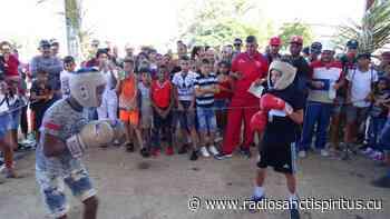 Trinidad se mueve bajo el influjo del deporte - Radio Sancti Spíritus