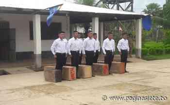 Fuerzas Armadas licencian a 710 marinos y soldados en Trinidad - Pagina Siete