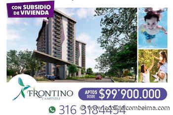 Gran lanzamiento de FRONTINO CAMPESTRE, nuevo proyecto de vivienda de la constructora RFP - Ecos del Combeima