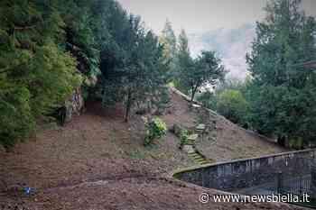 A Valle Mosso il Parco Emilio Reda torna a splendere - newsbiella.it