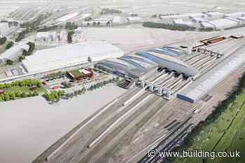HS2 reveals new pictures as plans go in for Old Oak Common station