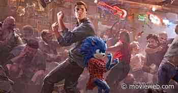 Sonic the Hedgehog Concept Art Shows Chris Evans Paired with Original Design