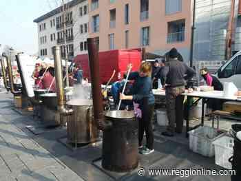 A Reggiolo partecipata edizione del Palio del norcino. FOTO - Reggionline