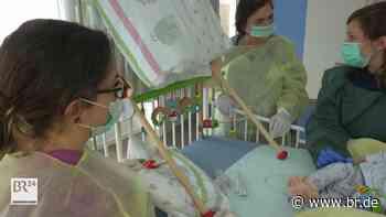 24-Stunden-Pflege für Kinder in Kahl am Main eröffnet - BR24