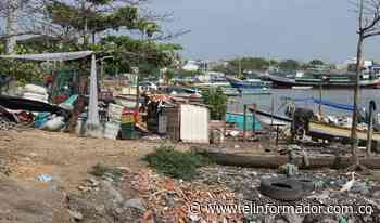 Recorren la Ciénaga de Las Quintas y caño Bazurto para identificar problemas - El Informador - Santa Marta