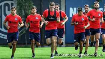 La lesión de Uvita Fernández mete a Adolfo Gaich entre los once - San Lorenzo Website