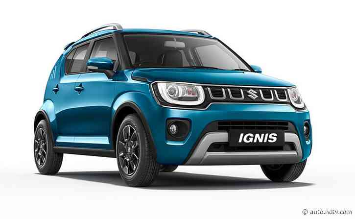 Maruti Suzuki Ignis Facelift Launched; Prices Start At Rs. 4.89 lakh - Car and Bike