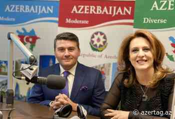 Azerbaijan's Consul General in Los Angeles interviewed by Iranian-American Radio - AZERTAC