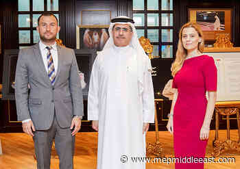 HE Saeed Mohammed Al Tayer receives Romanian Consul General in Dubai - MEP MiddleEast