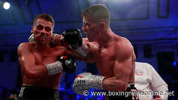 The other rematch – Brad Foster vs Lucien Reid