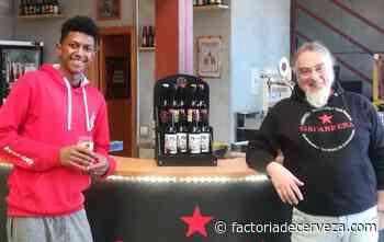 Cerveza Gabarrera abre su nueva fábrica y Tap Room en Becerril de la Sierra - Factoria de Cerveza