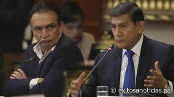 """Héctor Becerril: """"Congreso debe censurar a Carlos Morán, ¿tendrán el fuste?"""" - exitosanoticias"""
