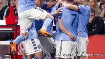 San Carlos, sin Saborío, se cita con el New York City de Matarrita - Eurosport