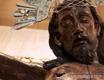 Cristo Negro llega a San Carlos para iniciar Cuaresma - San Carlos Digital