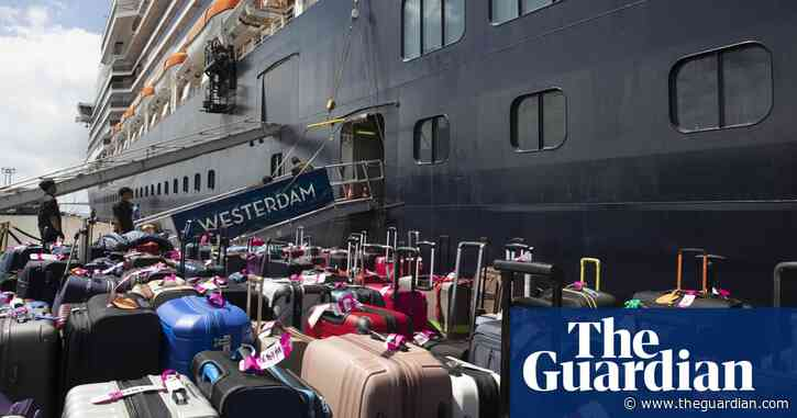 Coronavirus: cruise passengers relieved to be ashore but stranded in Cambodia