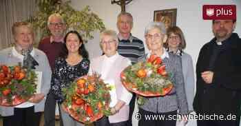 Kirchenchor Herbertingen ehrt langjährige Mitglieder - Schwäbische